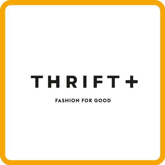 thrift plus button